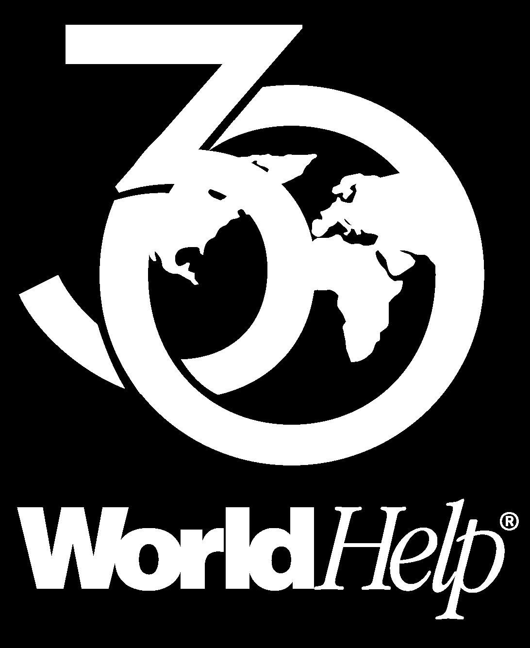 World Help footer logo