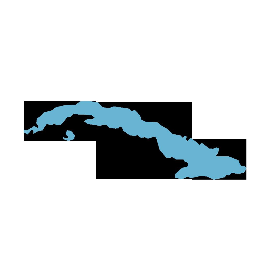 Icon illustration of Cuba