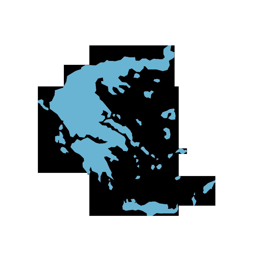Icon illustration of Greece