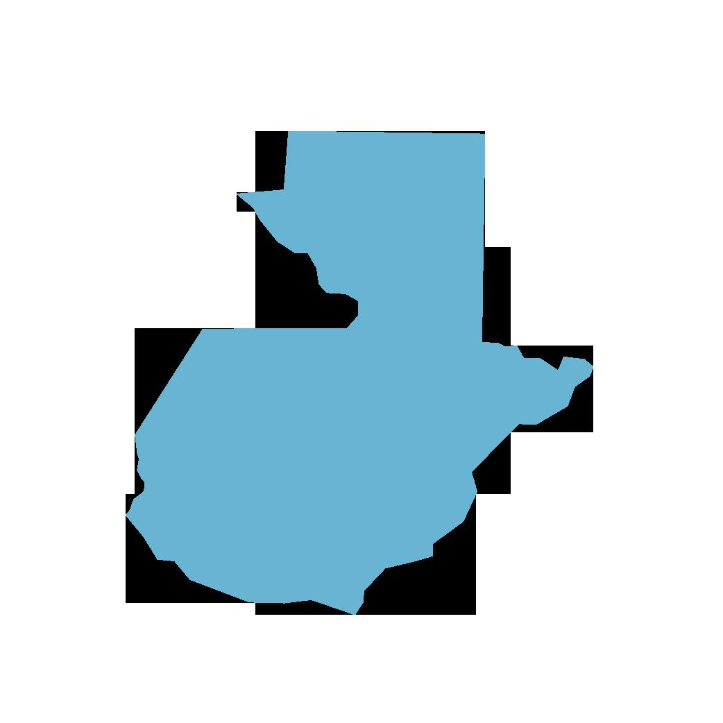 Icon illustration of Guatemala