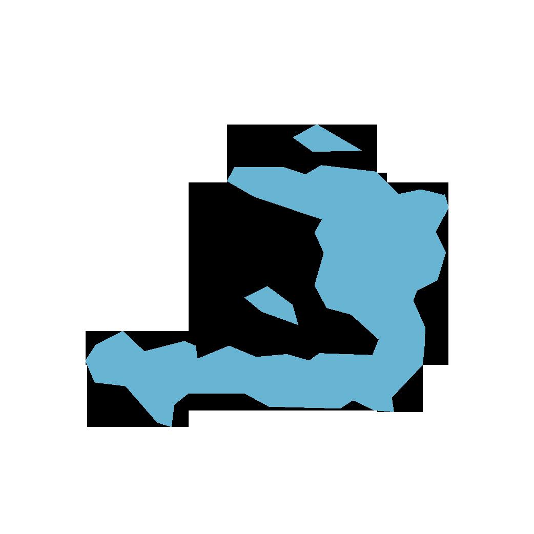 Icon illustration of Haiti