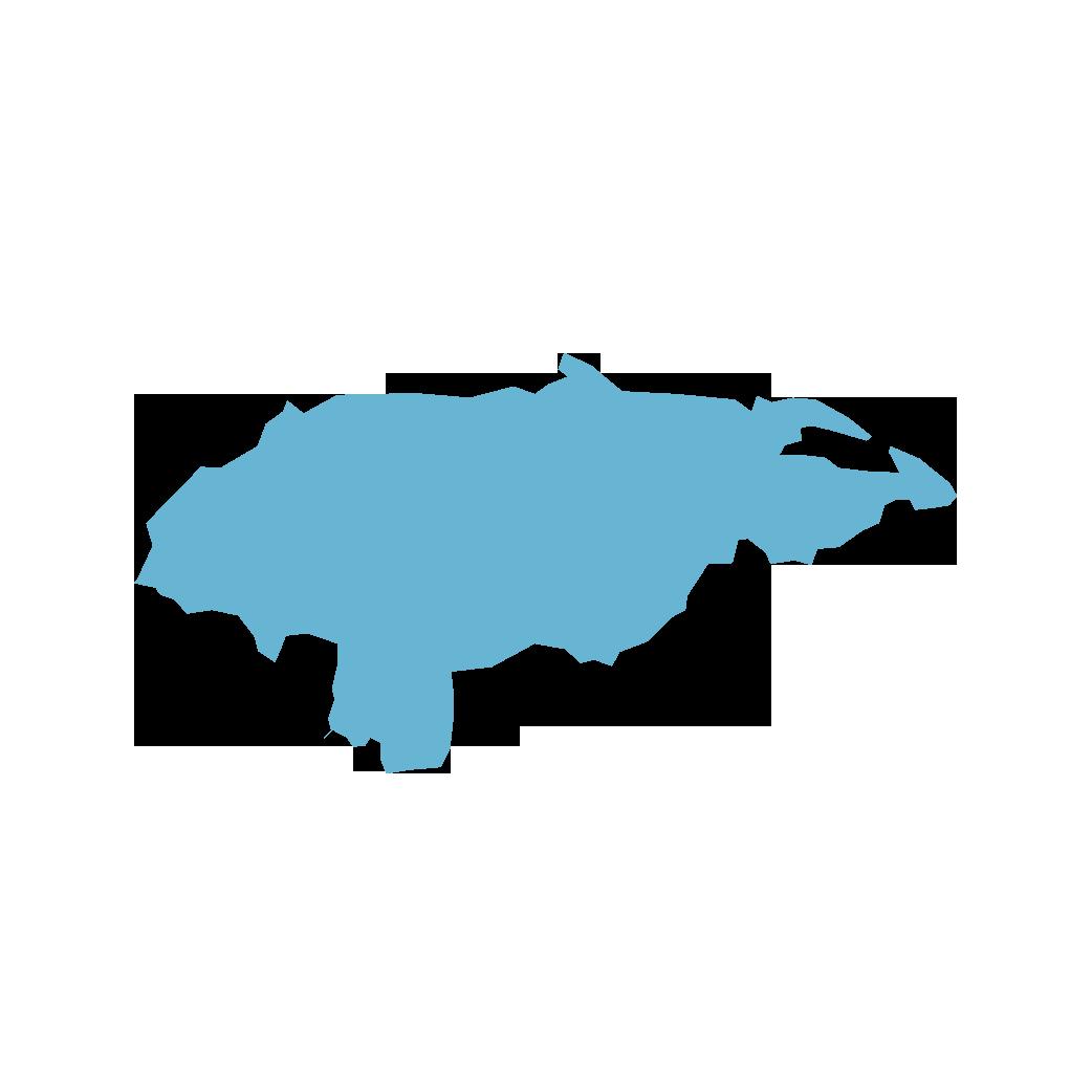 Icon illustration of Honduras