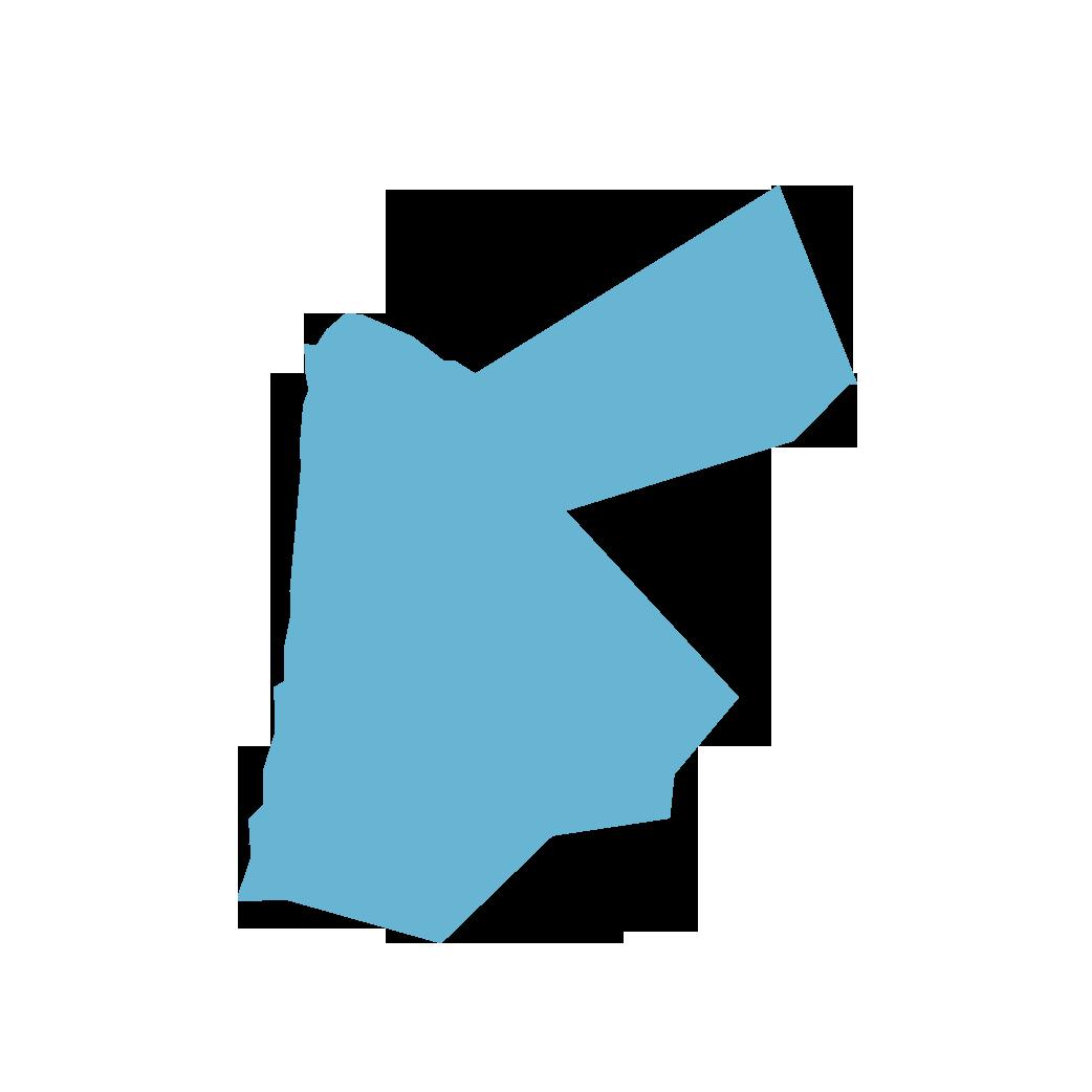 Icon illustration of Jordan