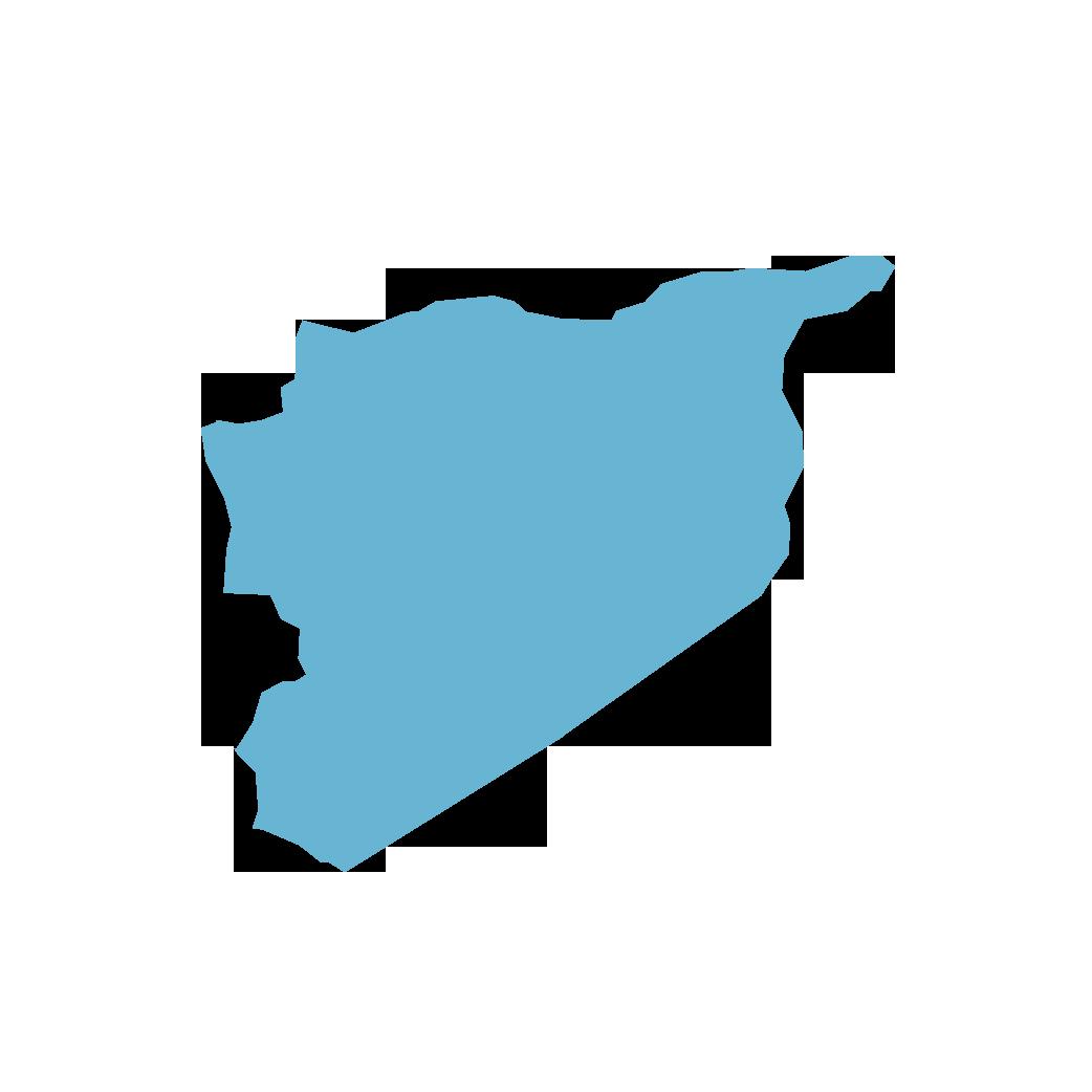Icon illustration of Syria