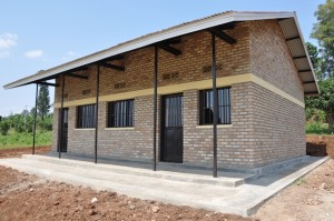 Finished School Building Funded by Liberty University