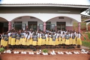 Destiny Home of Hope in Uganda - AIDS 2012