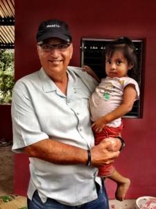 Vernon in Guatemala