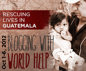 Blogging with World Help