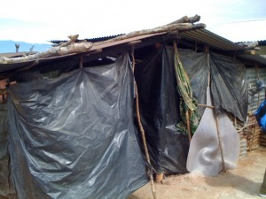 Guatemala Small House
