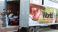 Humanitarian Aid Shipment to Haiti