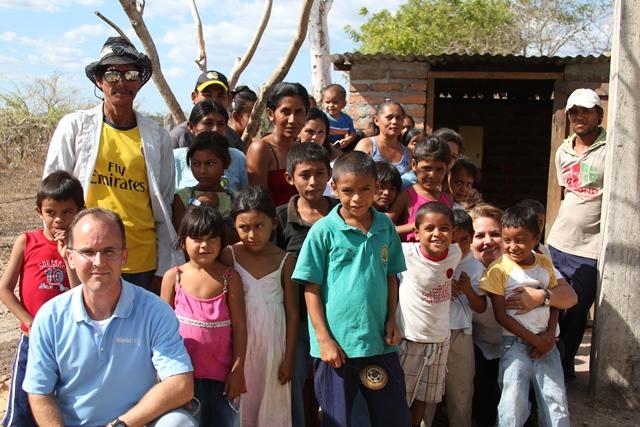 People of Honduras