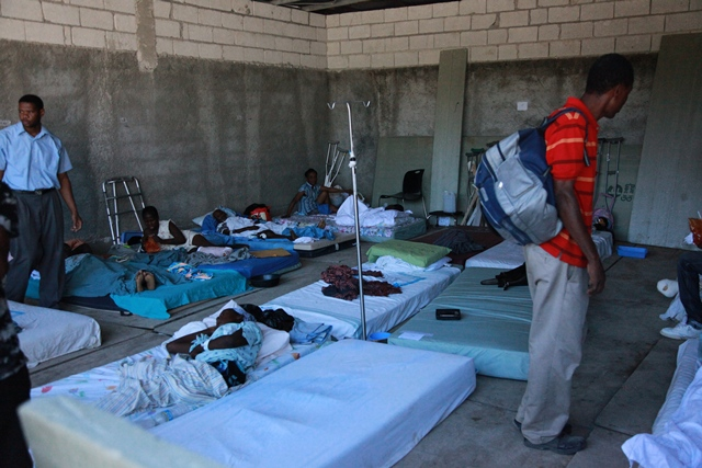 Haiti Medical Care