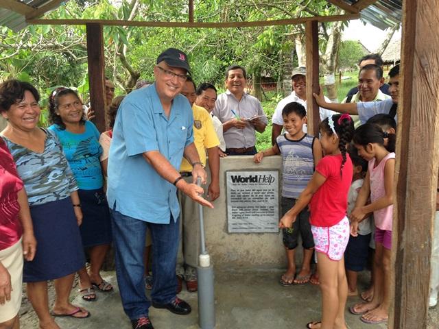 Peru clean water