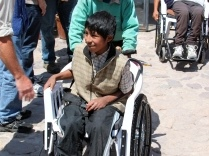 Peru wheelchairs