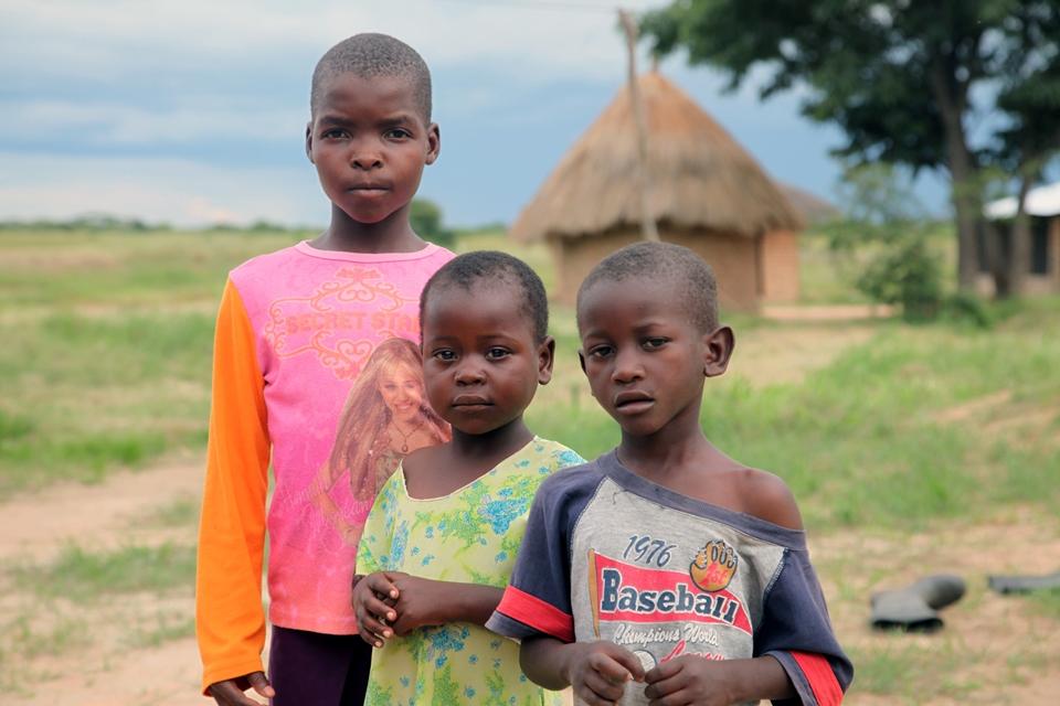 AIDS orphans Zimbabwe