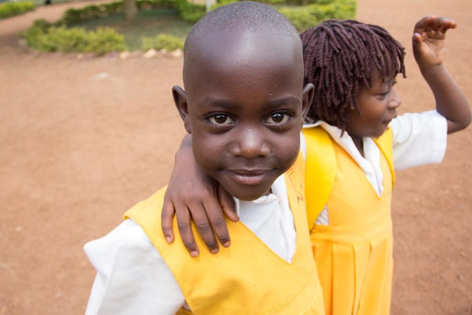 Africa child sponsorship