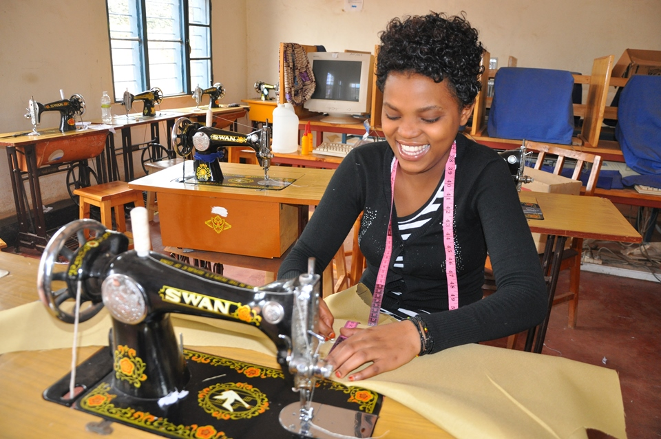 Africa vocational training