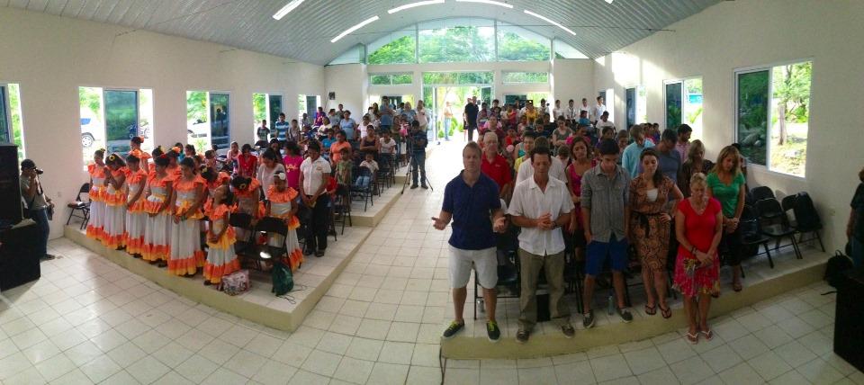 Causelife Worship Center Dedication