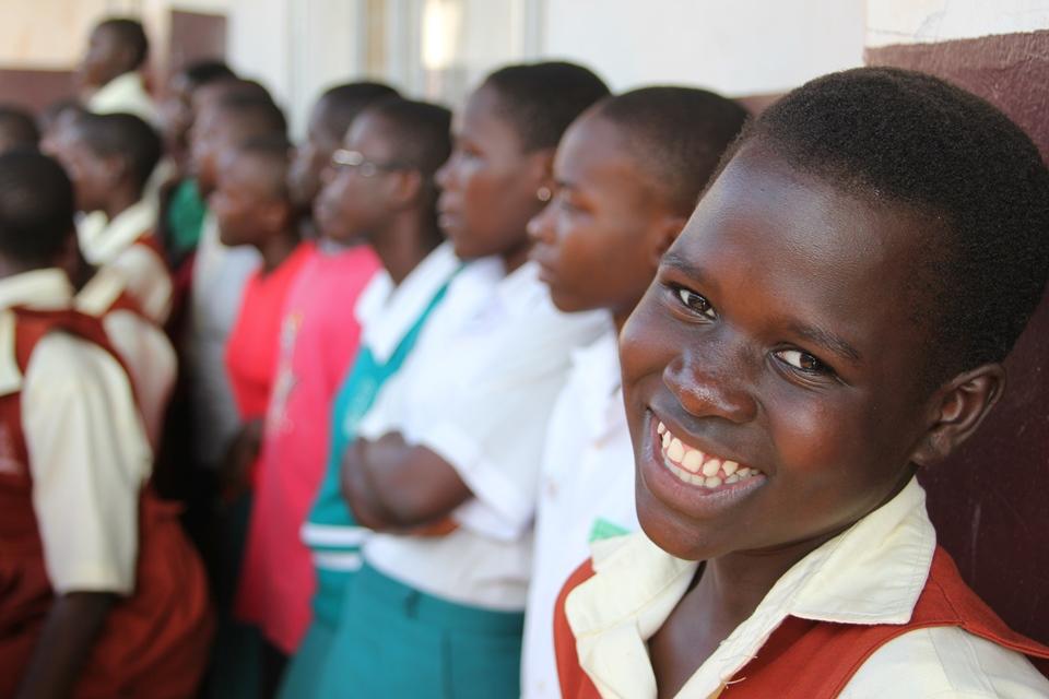 Female education Africa