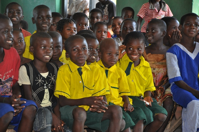 Sponsor a child in Zimbabwe