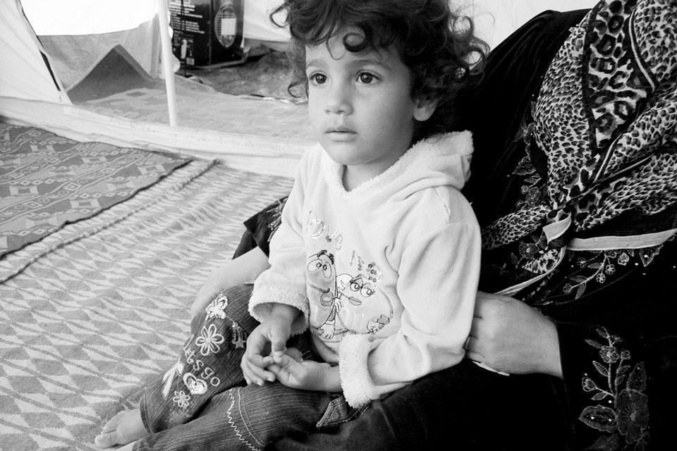 Syrian orphan