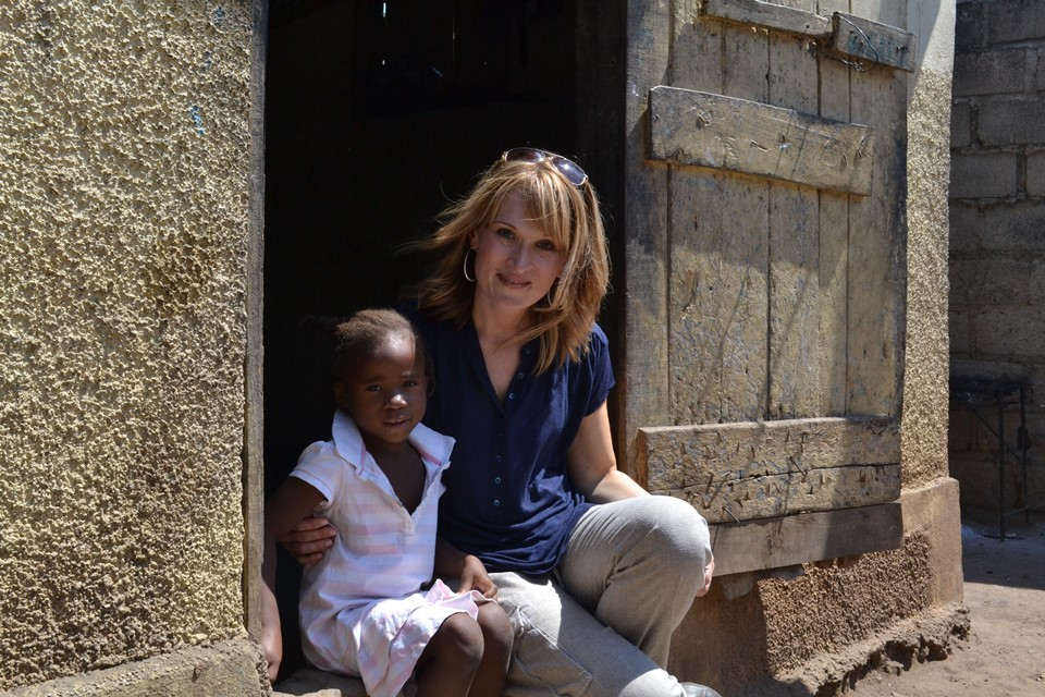 Child sponsorship in Haiti