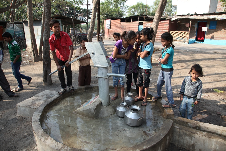 Clean water India