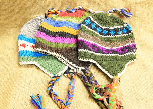 Woolen Hat – Child