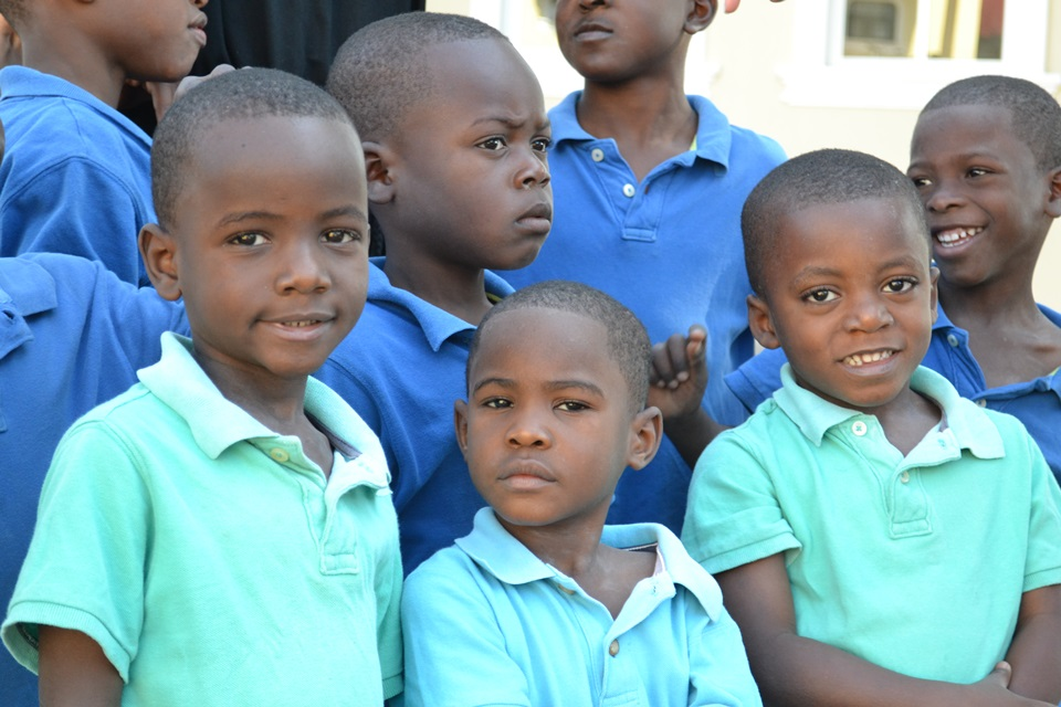 Child sponsorship Haiti