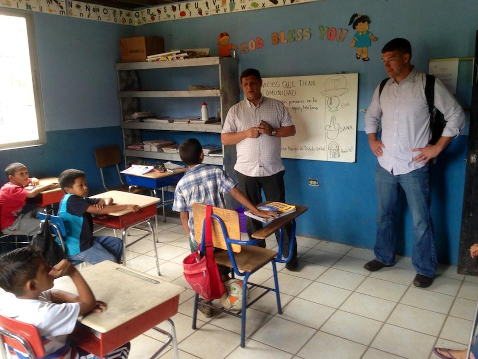 Classroom Honduras
