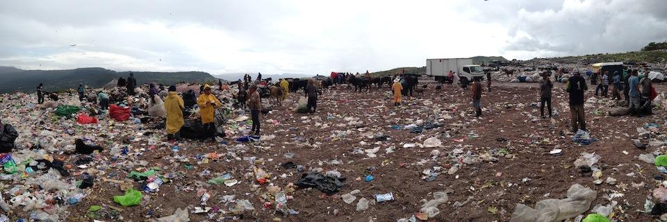 Dump Honduras