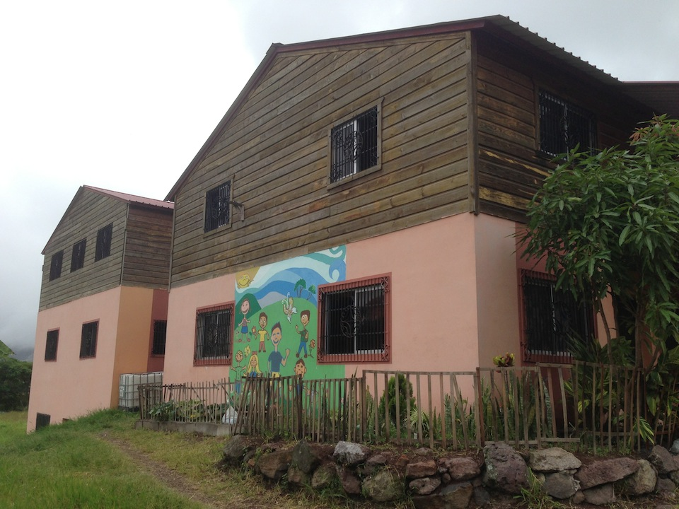 School in Honduras