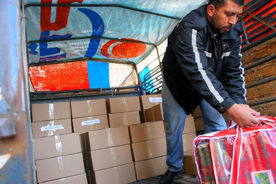 Syrian aid