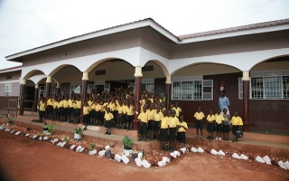 Africa - Homes of Hope