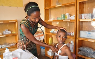 Africa - Medical Clinic