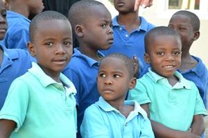Haiti - Child Sponsorship