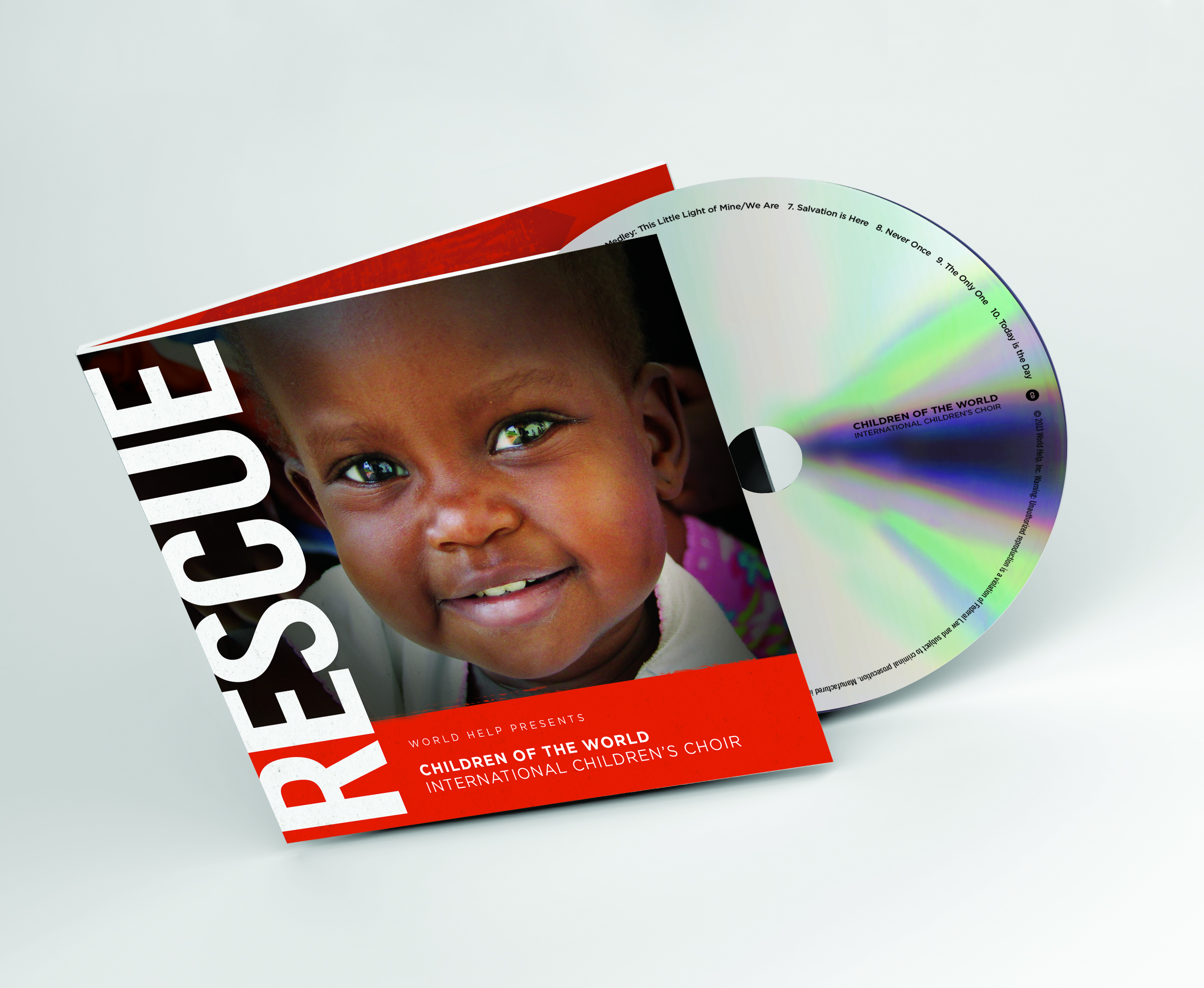Rescue Tour Album - Children of the World
