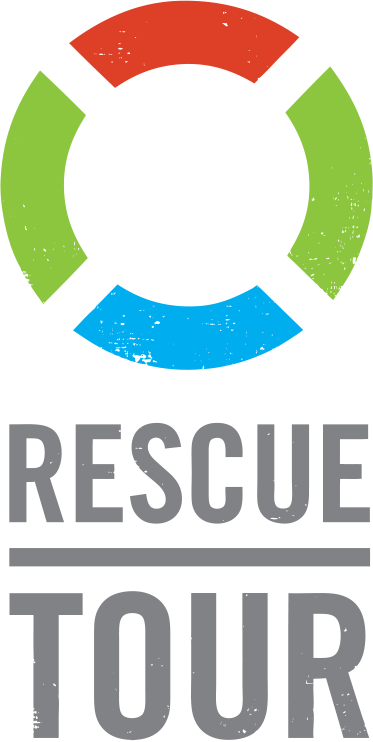 Children of the World's Rescue Tour Logo