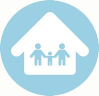 Family Home Icon