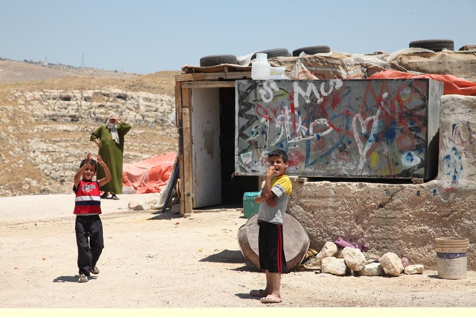 Jordan water crisis