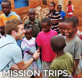 Liberty University Mission Trips
