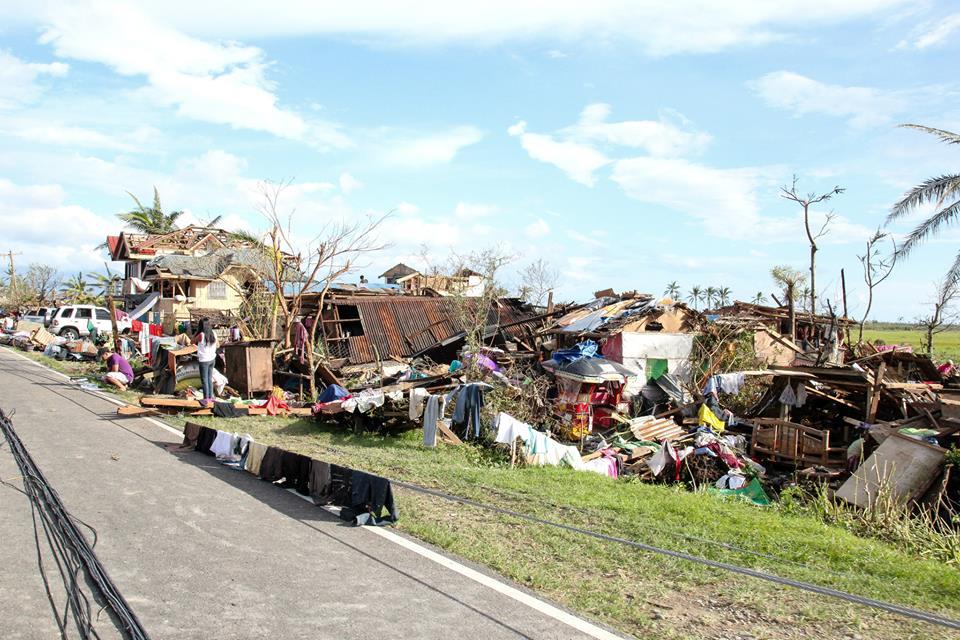 Haiyan disaster Philippines
