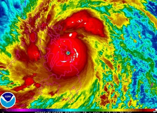 Typhoon Haiyan Disaster Relief