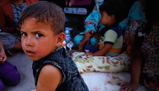 Iraqi Refuge Crisis