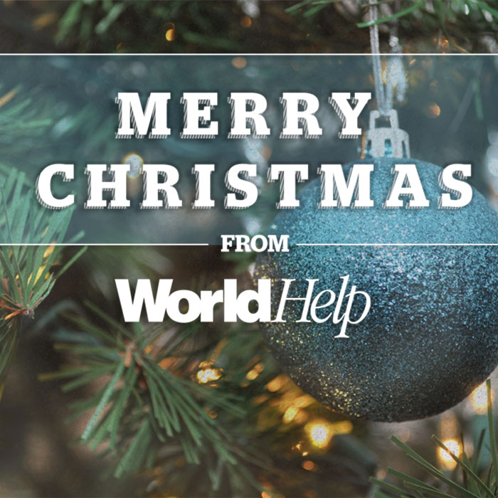 Merry Christmas from World Help