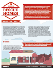 Rescue Homes Fact Sheet