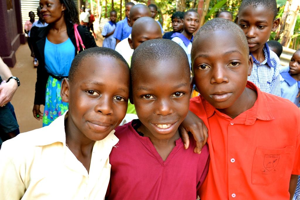 Africa child sponsorship - World Help
