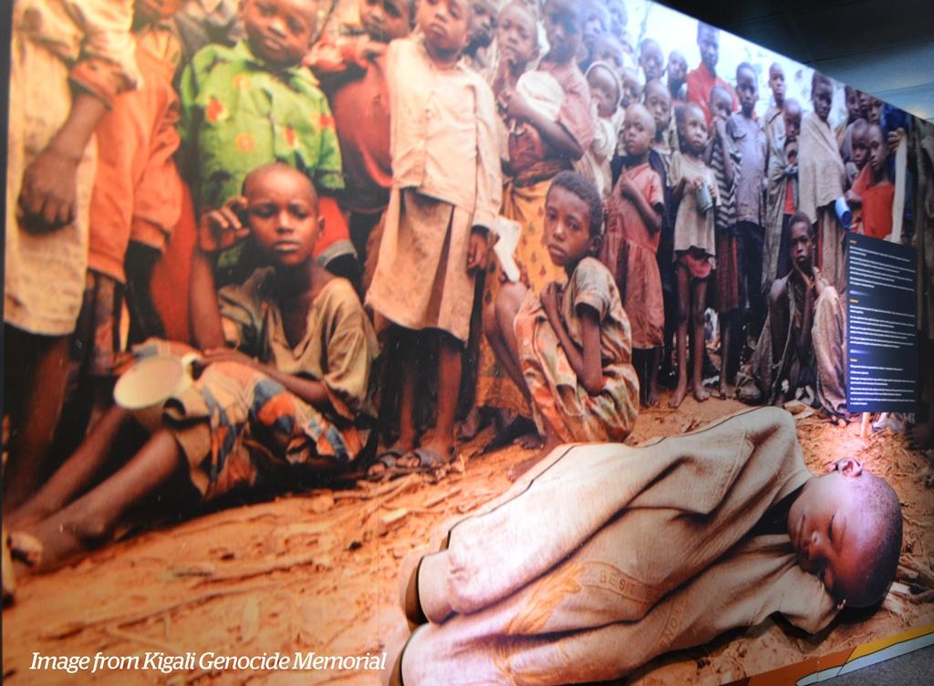 Dan King - Rwanda Genocide