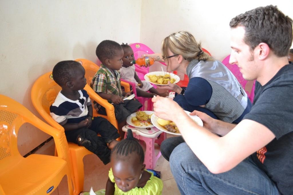 Emily Wierenga Africa