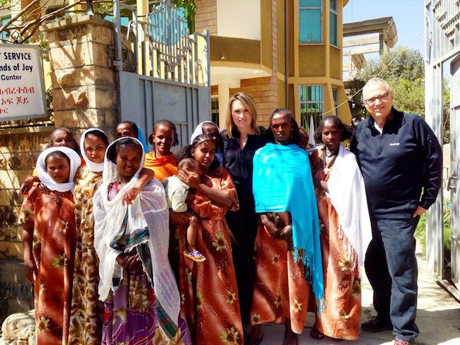 Healing Hands Ethiopia Mother Health Advocates